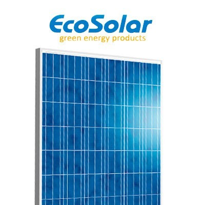 Painel solar Ecosolar 340W...