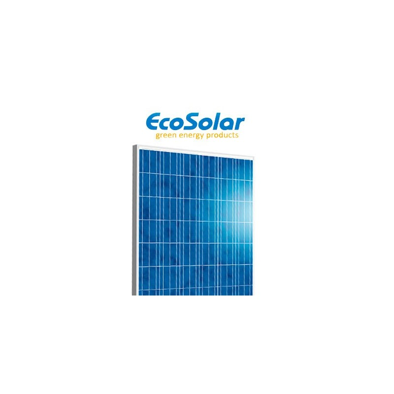 Panel solar Ecosolar 340W 24V alto rendimiento