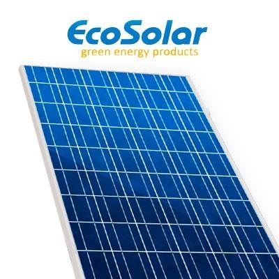 Painel solar Ecosolar 280W...