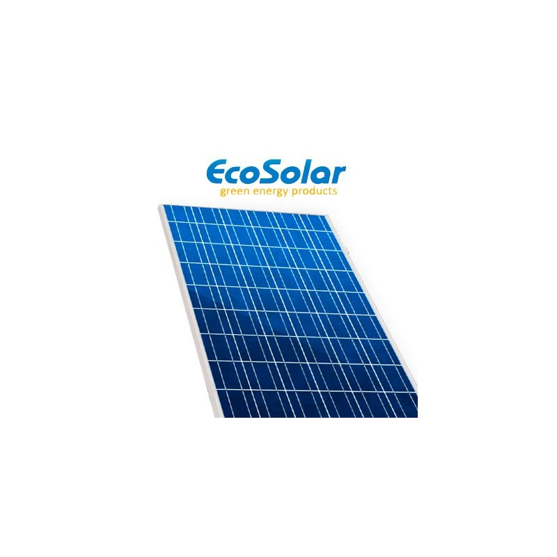 Panel solar Ecosolar 280W alto rendimiento