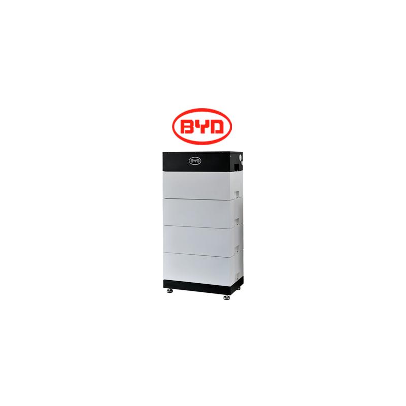 Kit de batería de litio BYD Battery-Box LV 14.0kWh 48V