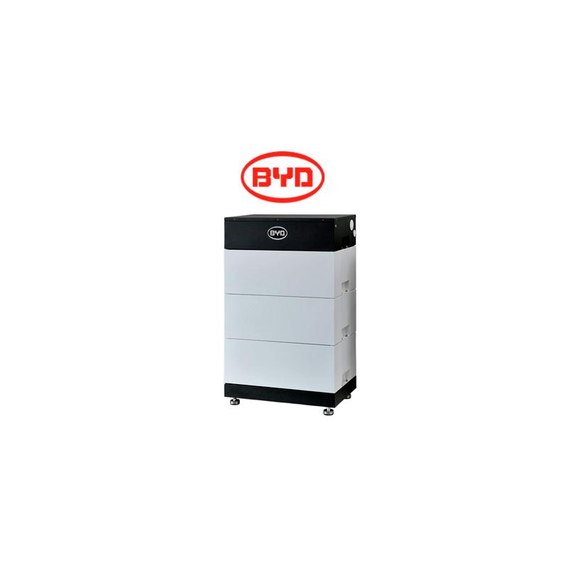 Kit de batería de litio BYD Battery-Box LV 10.5kWh 48V