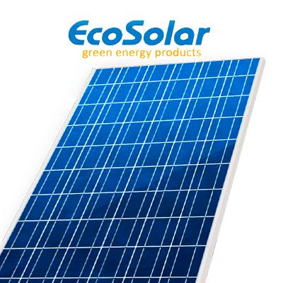 Painel solar Ecosolar 270W...