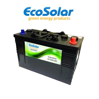 Batería solar monoblock de...