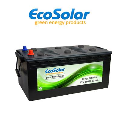 Acumulador solar monoblock...