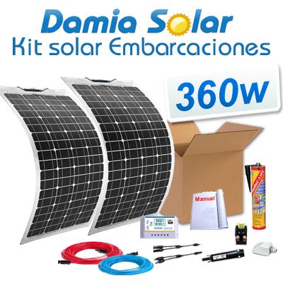 Kit solar para...