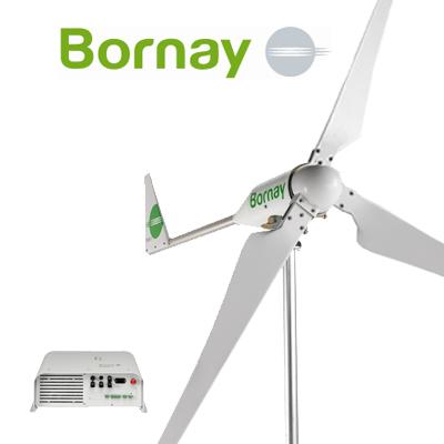 Aerogenerador Bornay 5kW...