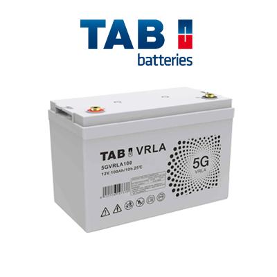 Batería AGM TAB 125Ah C100 12V