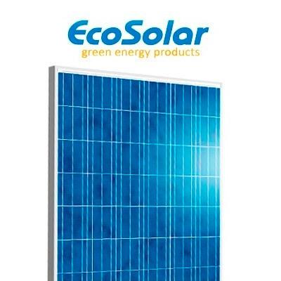 Painel solar Ecosolar...