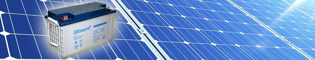 Baterías solares - Damia Solar