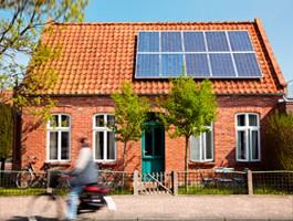 Kits solares uso en verano y fines de semana