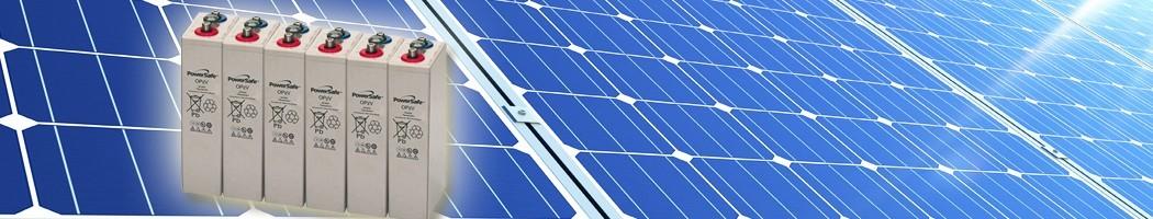 Estacionarias GEL OPZV  - Damia Solar
