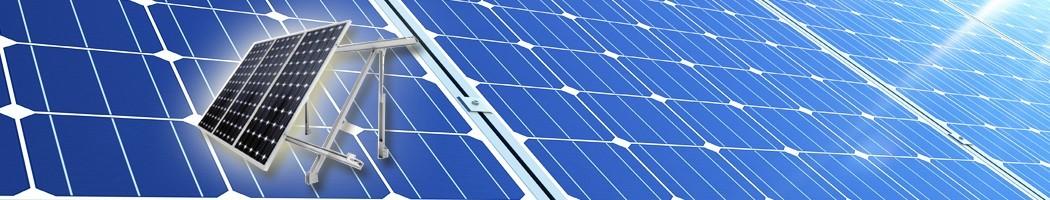 Estructuras placas solares - Damia Solar