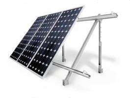 Estructuras placas solares