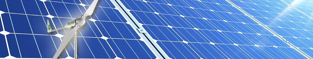 Aerogeradores - Damia Solar