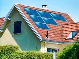 Kits solares para viviendas