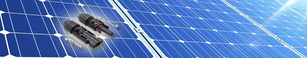 Conectores solares  - Damia Solar