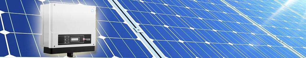 Inversores de red - Damia Solar