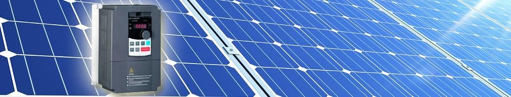 Variadores de frecuencia solares - Damia Solar