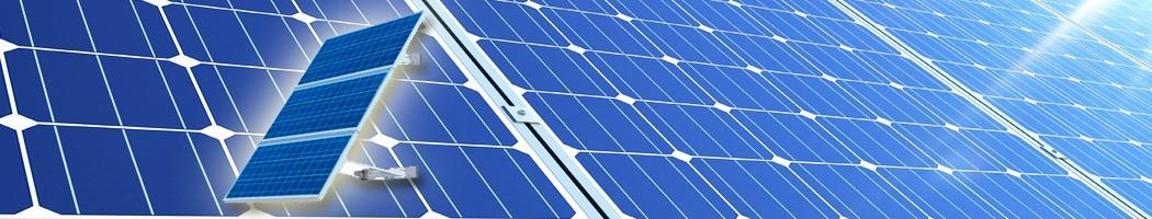 para parede ou superfície vertical - Damia Solar