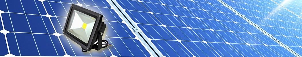 Iluminação - Damia Solar