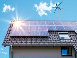 Kits híbridos solar eólico