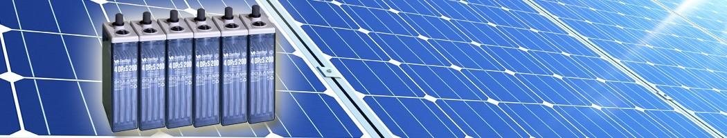 Baterías solares estacionarias - Damia Solar