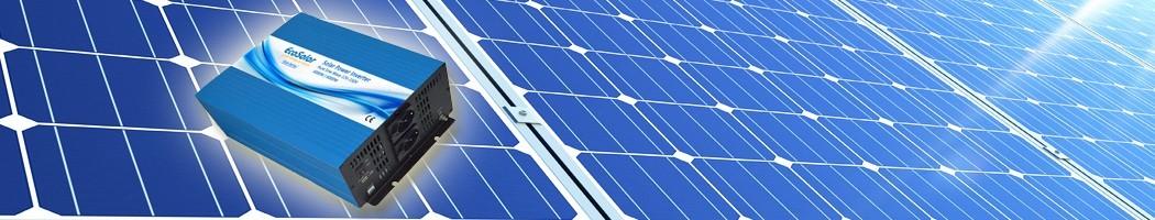 Inversores de corriente de onda pura- Damia Solar