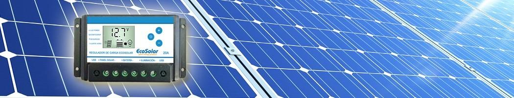 Reguladores PWM - Damia Solar
