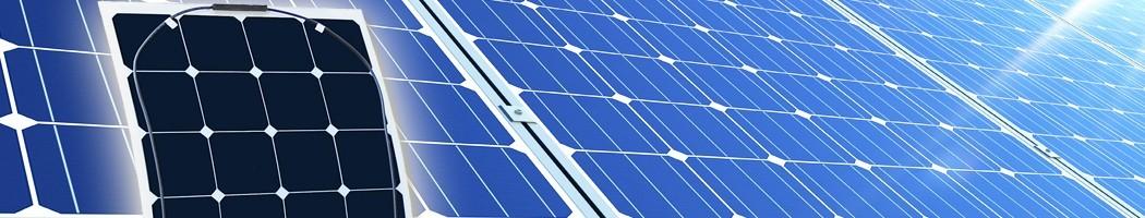 Painéis solares flexíveis - Damia Solar