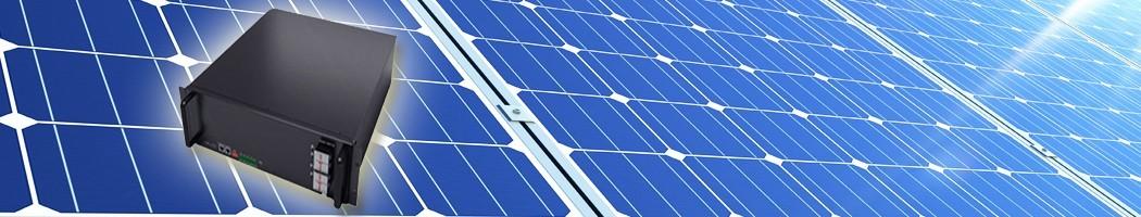 Baterias litio - Damia Solar