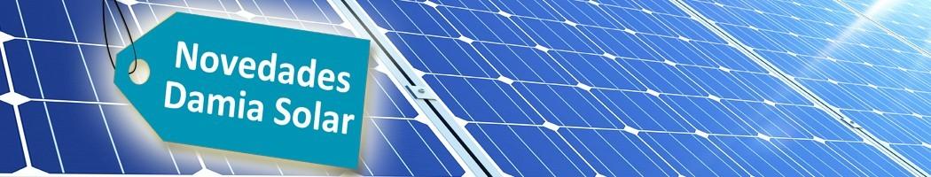 Novedades - Damia Solar