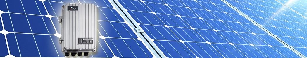 Reguladores MPPT con Pantalla LED - Damia Solar