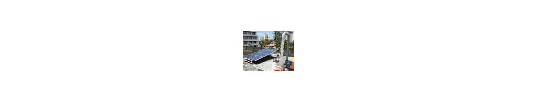 Kits bombeo directo 230V y 380V - Damia Solar