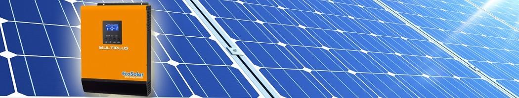 Para instalações a 12V - Damia Solar