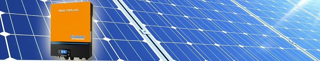 Para instalações a 24V - Damia Solar