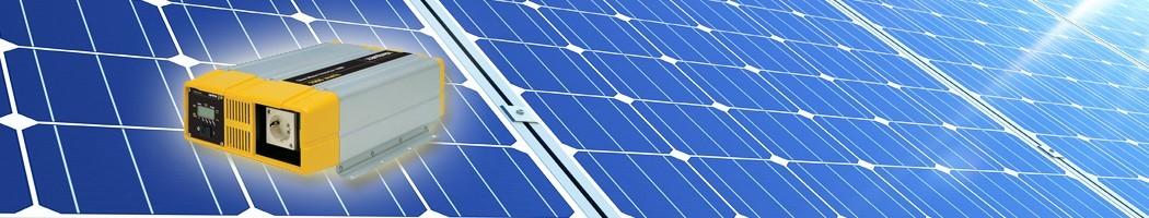 Inversores 24V Onda pura - Damia Solar