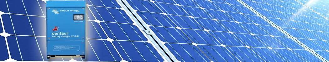 Para instalações solares a 24V - Damia Solar