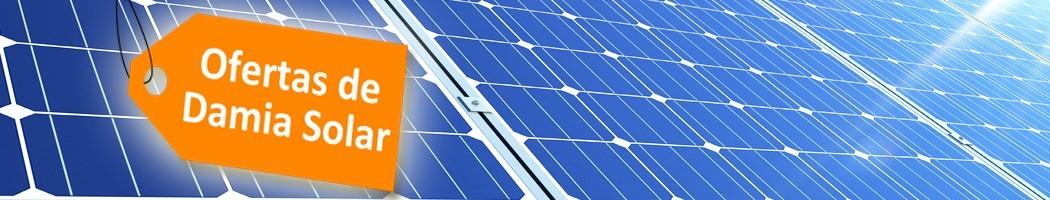 Ofertas Energía Solar - Damia Solar