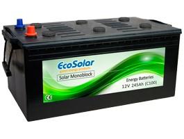 Baterías solares Monoblock