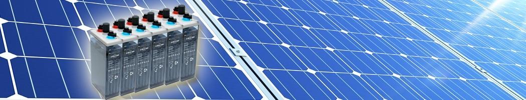 Estacionarias OPZS  - Damia Solar