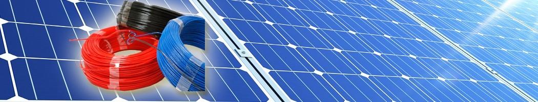 Cabos elétricos - Damia Solar