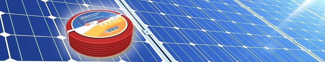 Cabos fotovoltaicos - Damia Solar