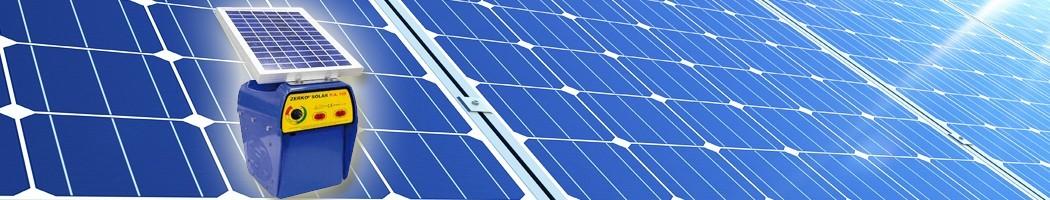 Aplicaçãos solares - Damia Solar