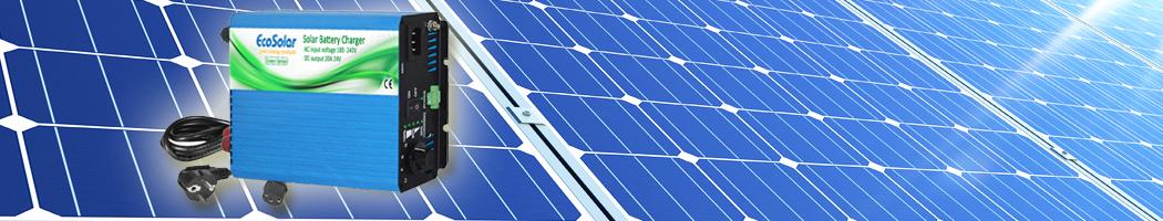 Carregadores - Damia Solar