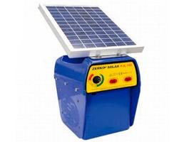Pastores eléctricos solares