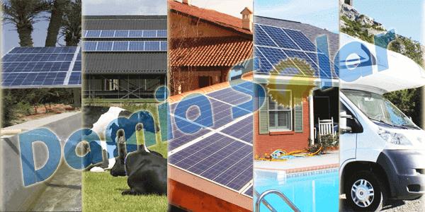 Los múltiples usos de la energía solar fotovoltaica en la actualidad