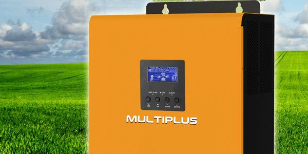 Nuevo inversor-cargador-regulador Ecosolar Multiplus 4000W ahora para 24V!