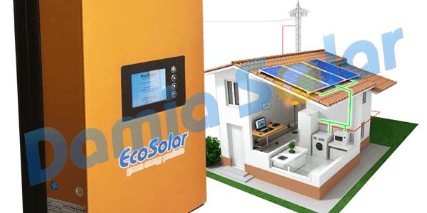 ¡Nueva versión del inversor de red Ecosolar Cero para kits de autoconsumo solar!