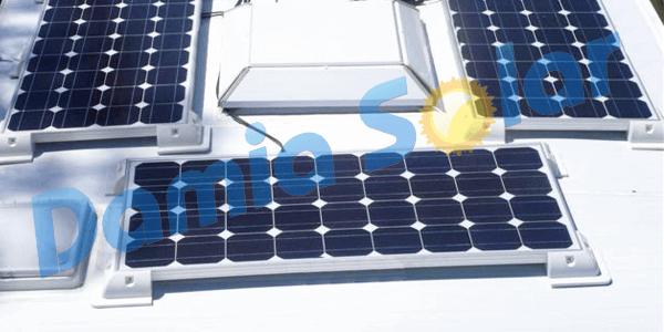 Ampliamos la gama de kits solares para autocaravanas y embarcaciones.